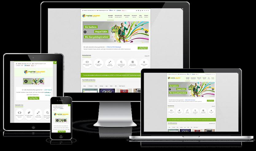 Gaziantep Web Site Tasarımı